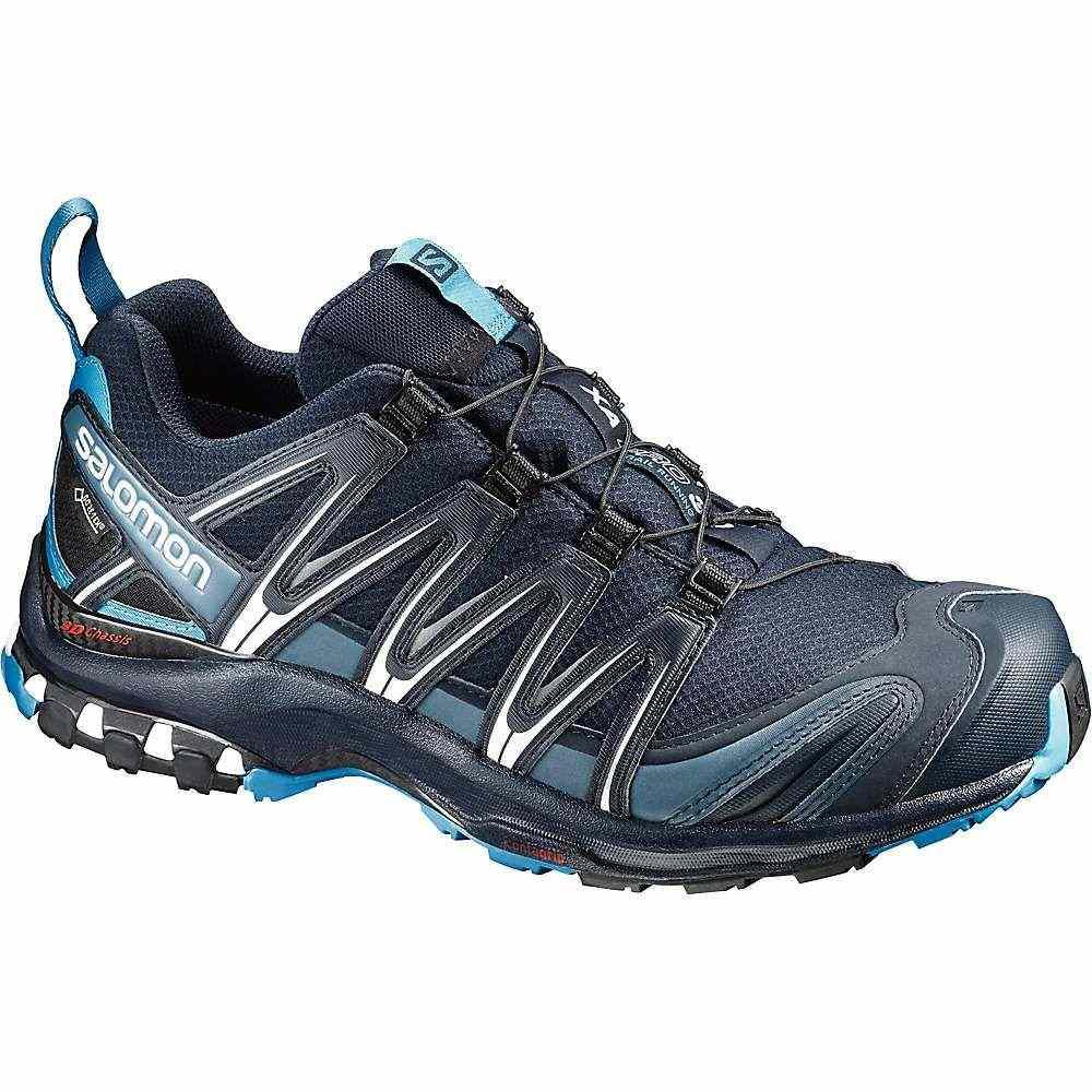 サロモン メンズ ランニング・ウォーキング シューズ・靴【XA Pro 3D GTX Shoe】Navy Blazer / Hawaiian Ocean / Dawn Blue
