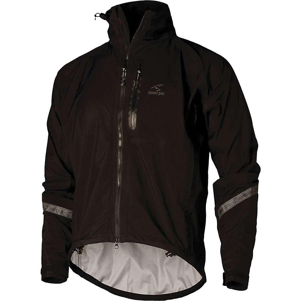 シャワーズ パス メンズ 自転車 アウター【Elite 2.1 Jacket】Black
