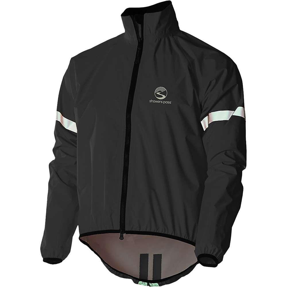 シャワーズ パス メンズ 自転車 アウター【Storm Jacket】Black