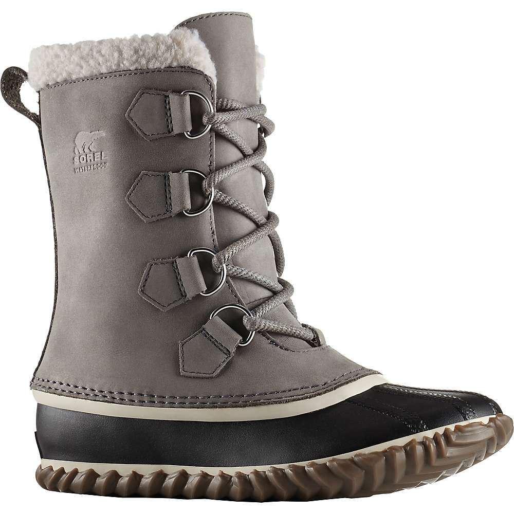 数量は多 ソレル レディース ハイキング・登山 Boot】Quarry シューズ Slim・靴 レディース【Caribou Slim Boot】Quarry, LOWBROW SPORTS:3e8ac1d5 --- konecti.dominiotemporario.com