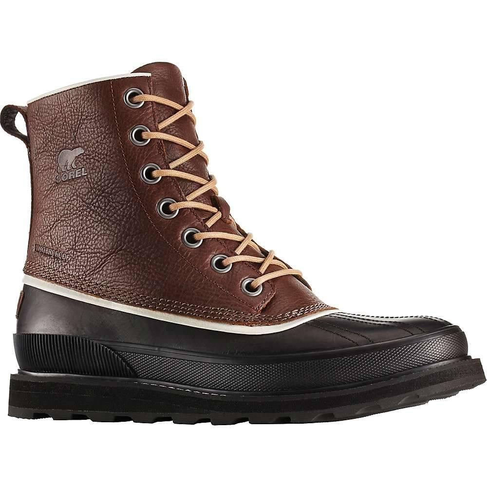 ソレル メンズ ハイキング・登山 シューズ・靴【Madson 1964 Waterproof Boot】Elk / Black