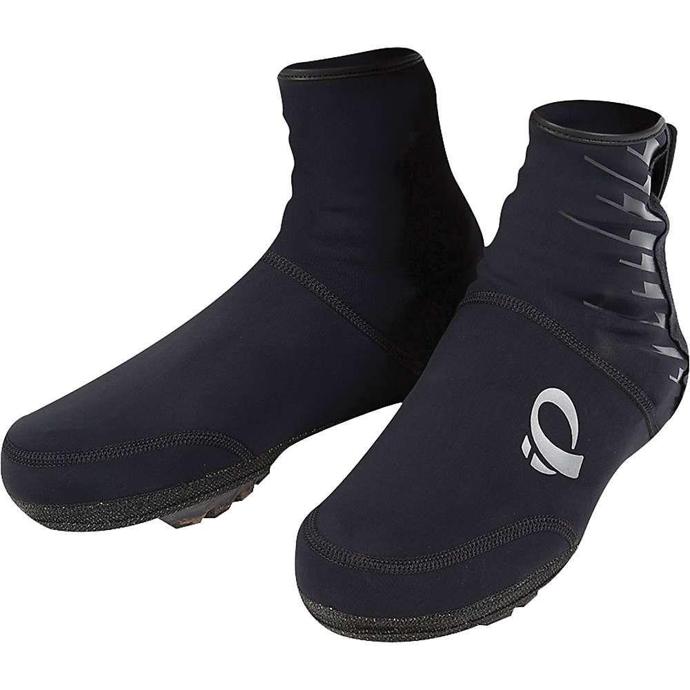 パールイズミ ユニセックス 自転車【ELITE Softshell MTB Shoe Cover】Black