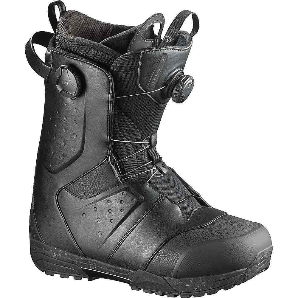 希少 黒入荷! サロモン Focus メンズ スキー・スノーボード シューズ Boa・靴【Synapse サロモン Focus Boa Snowboard Boot】Black, ピッコラペコラ:ddb2d979 --- clftranspo.dominiotemporario.com