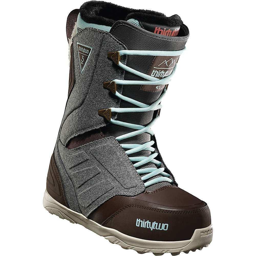最安値級価格 サーティーツー レディース スキー Brown/・スノーボード シューズ・靴【Lashed レディース Snowboard Boot】Grey/ Brown, PeP TOMIYA:33681df9 --- konecti.dominiotemporario.com