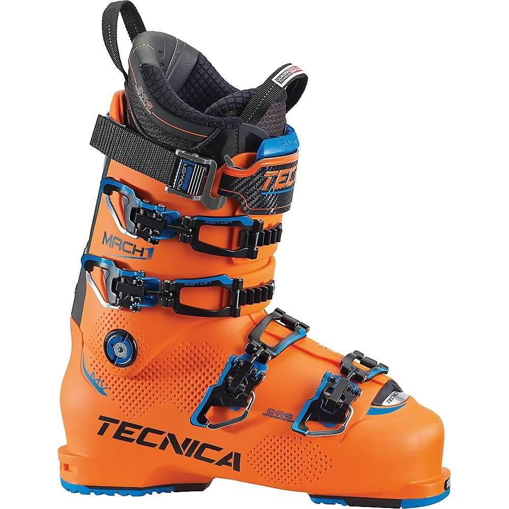 テクニカ メンズ スキー・スノーボード シューズ・靴【Mach1 130 MV Ski Boot】Bright Orange