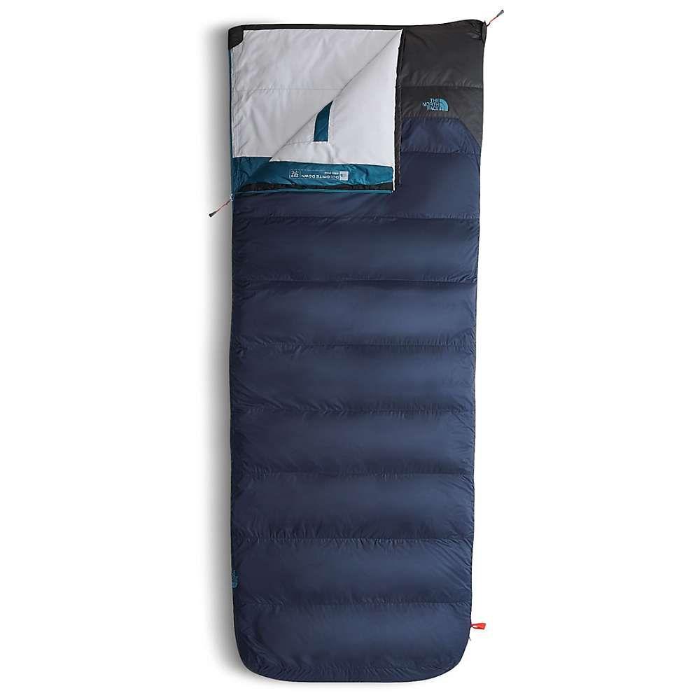 ザ ノースフェイス ユニセックス ハイキング・登山【Dolomite Down 20F / -7C Sleeping Bag】Cosmic Blue / Asphalt Grey