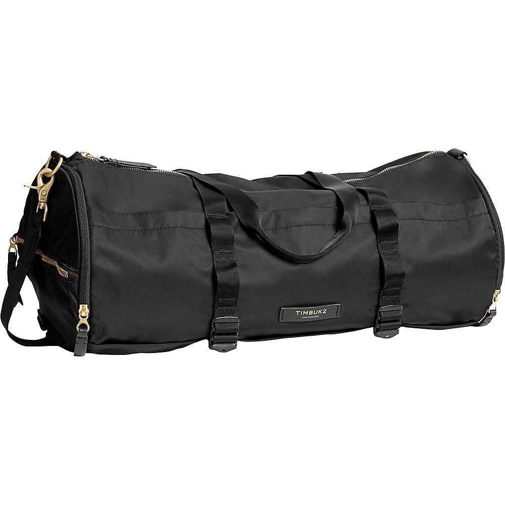 ティンバックツー Duffel レディース バッグ ボストンバッグ・ダッフルバッグ【Unit Duffel Bag】Jet Bag バッグ】Jet Black, トミダライティング:938f77dc --- kutter.pl