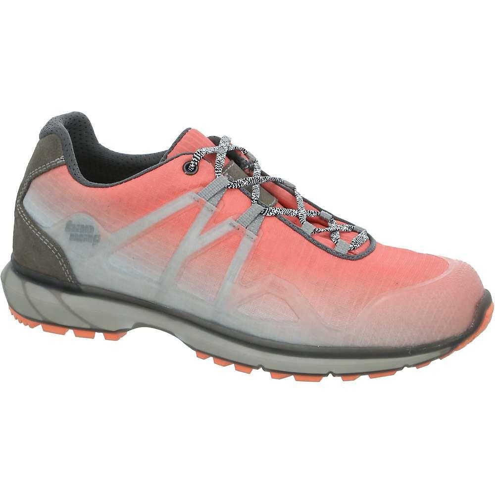 ハンワグ レディース ハイキング・登山 シューズ・靴【Calpa Tubetec GTX Shoe】Asphalt / Orink