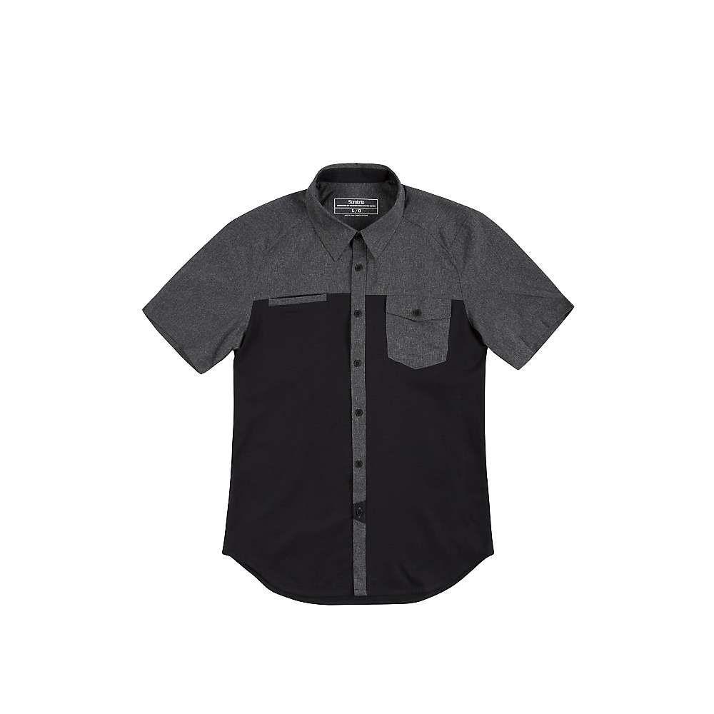ソンブリオ メンズ 自転車 トップス【Shore Shirt】Black