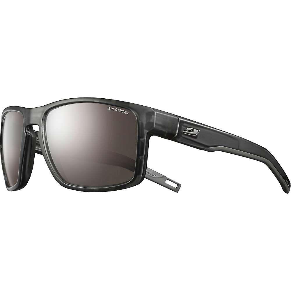 ジュルボ メンズ スポーツサングラス【Shield Sunglasses】Black/Black/Gun/Spectron 4