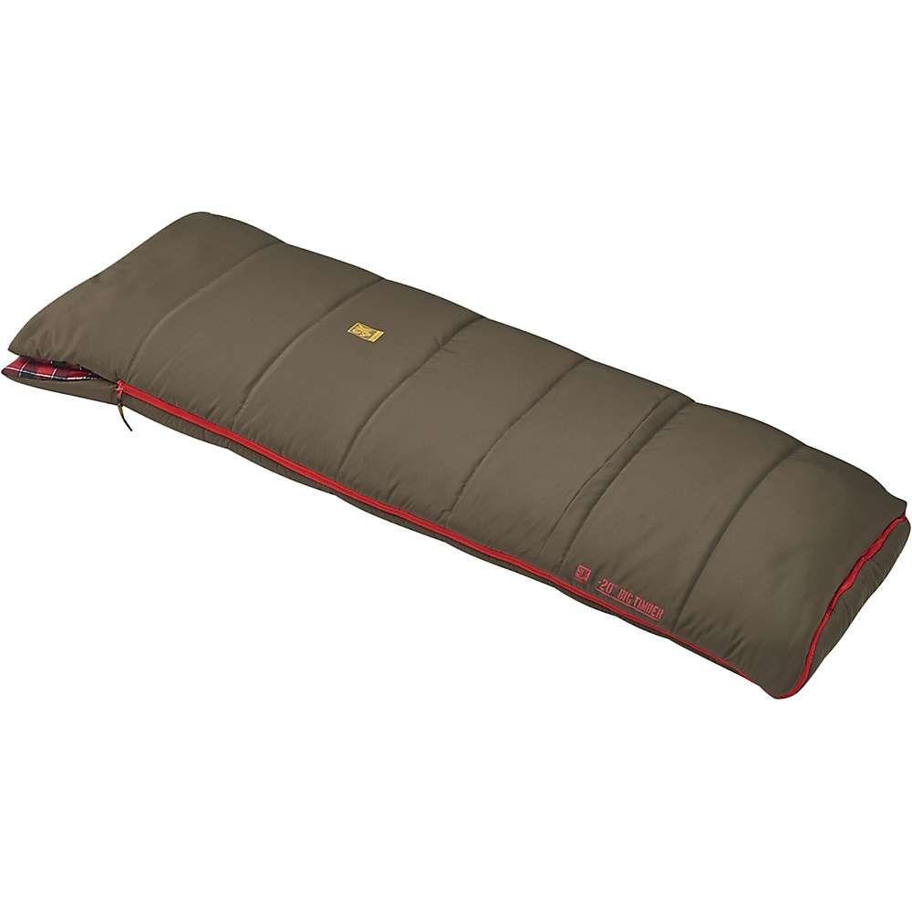 スランバージャック ユニセックス ハイキング・登山【Big Timber Pro -20 Degree Sleeping Bag】