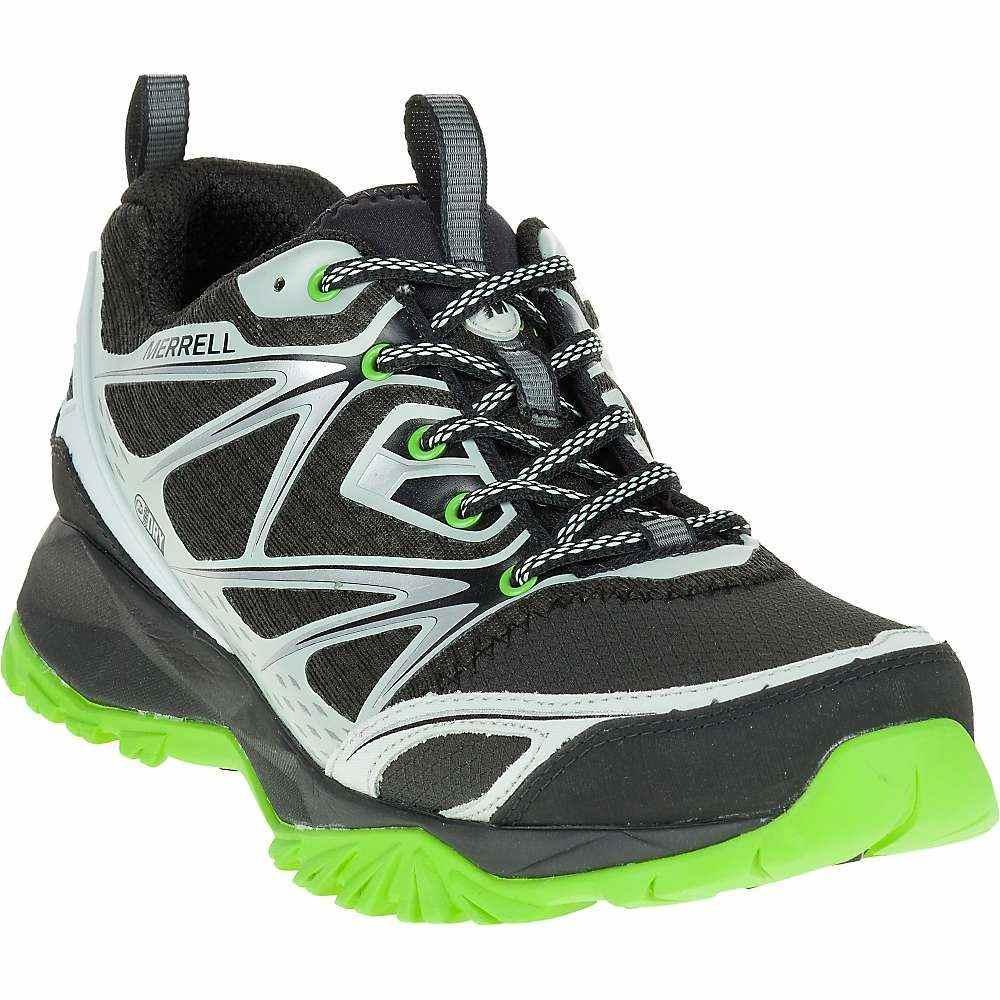 メレル メンズ ハイキング・登山 シューズ・靴【Capra Bolt Waterproof Shoe】Black / Silver