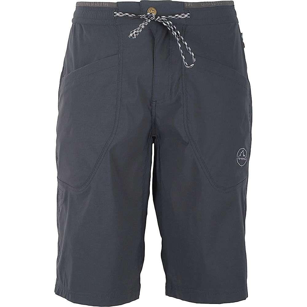 ラスポルティバ メンズ ハイキング・登山 ボトムス・パンツ【Belay Short】Carbon