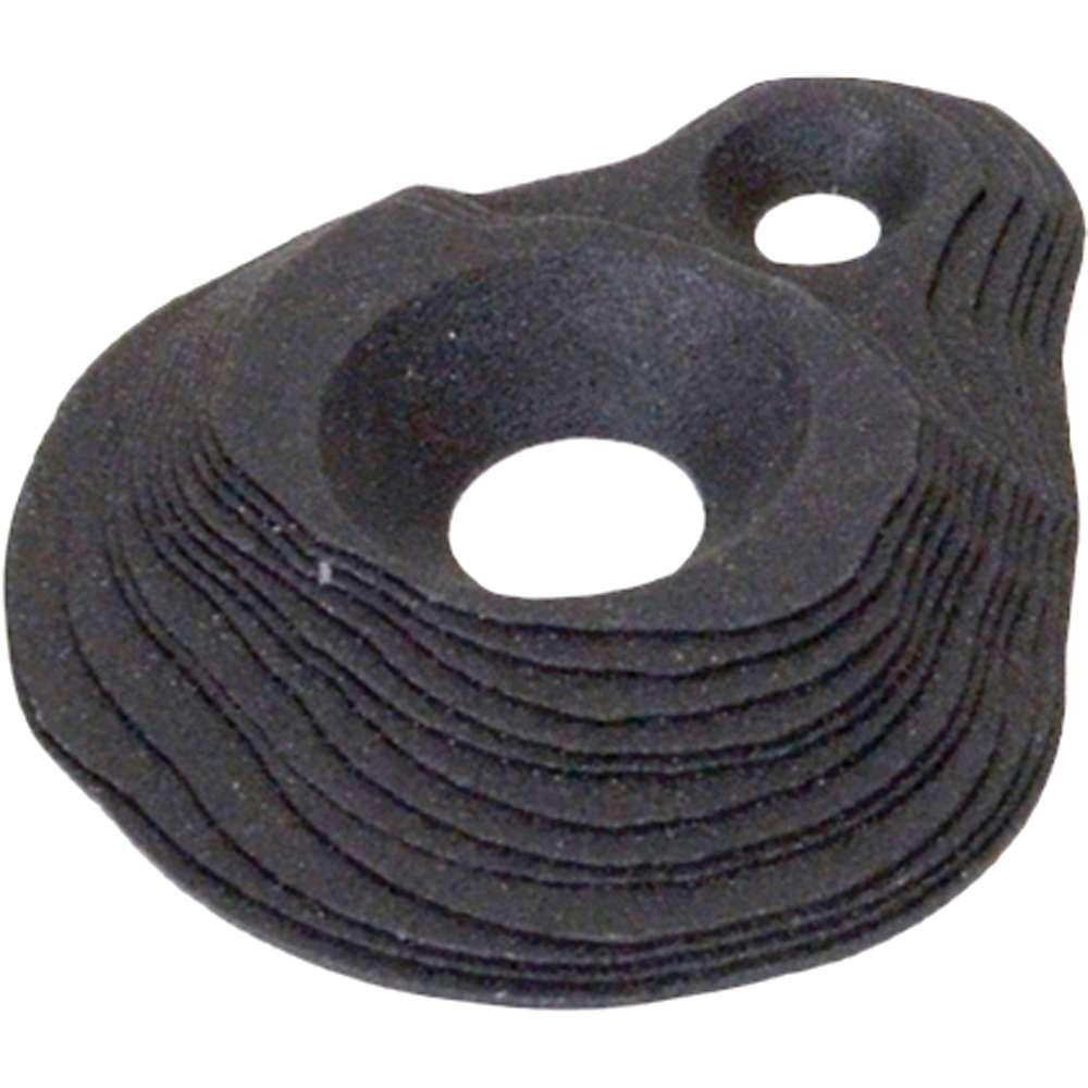 メトリウス ユニセックス クライミング【Mini Tech Foot Holds】Black