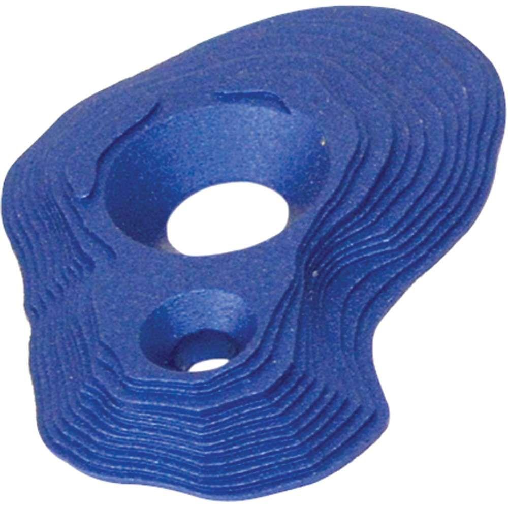 メトリウス ユニセックス クライミング【Mini Tech Foot Holds】Blue