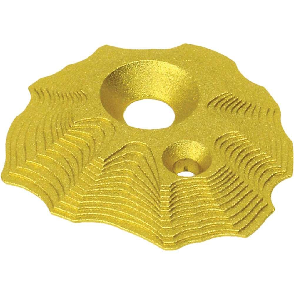 メトリウス ユニセックス クライミング【Mini Tech Foot Holds】Yellow