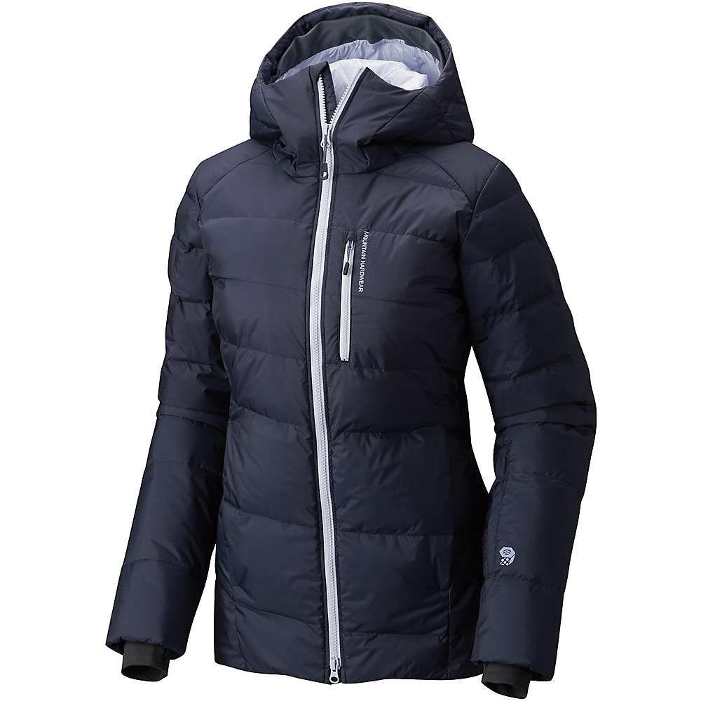 マウンテンハードウェア レディース スキー・スノーボード アウター【Snowbasin Down Jacket】Inkwell
