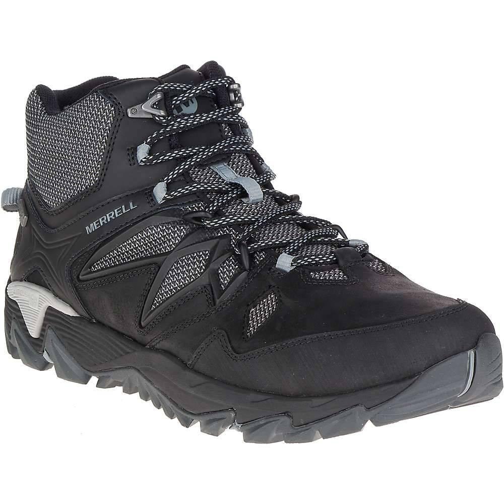 メレル メンズ ハイキング・登山 シューズ・靴【All Out Blaze 2 Mid Waterproof Boot】Black