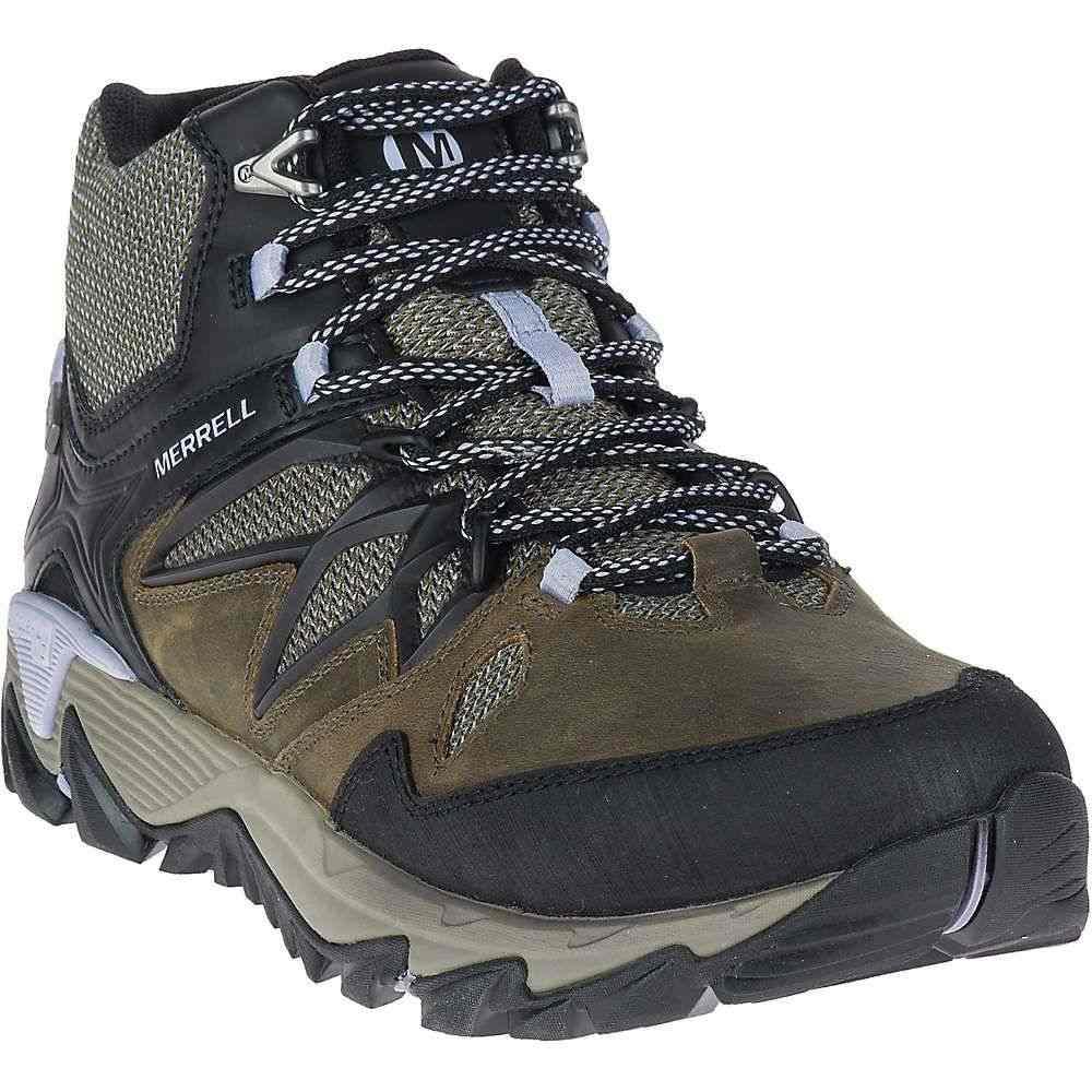 宅配便配送 メレル レディース ハイキング Olive・登山 Boot】Dark Waterproof シューズ・靴【All Out Blaze 2 Mid Waterproof Boot】Dark Olive, 都祁村:5c185a91 --- clftranspo.dominiotemporario.com