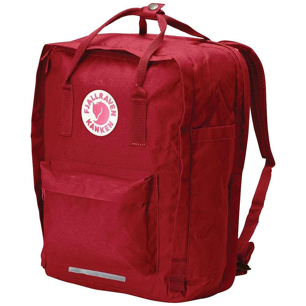 フェールラーベン メンズ バッグ パソコンバッグ【Kanken 17 Inch Laptop Bag】Ox Red