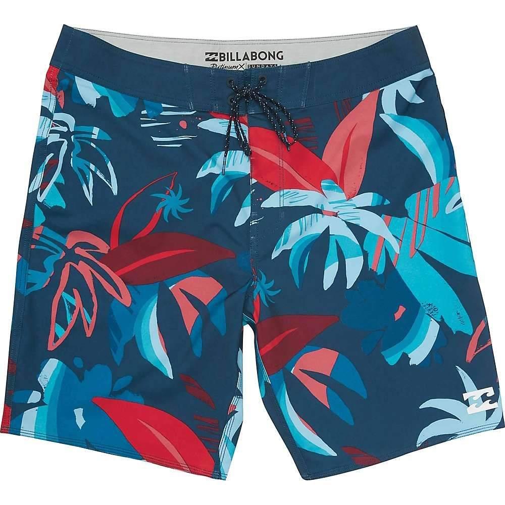 ビラボン メンズ 水着・ビーチウェア 海パン【Sundays X Cali Boardshort】Aqua
