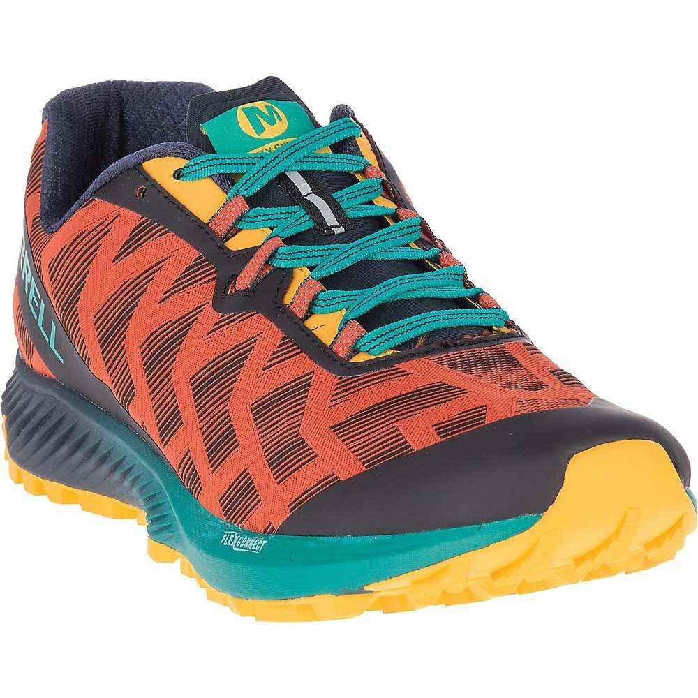 メレル メンズ ランニング・ウォーキング シューズ・靴【Agility Synthesis Flex Shoe】Orange