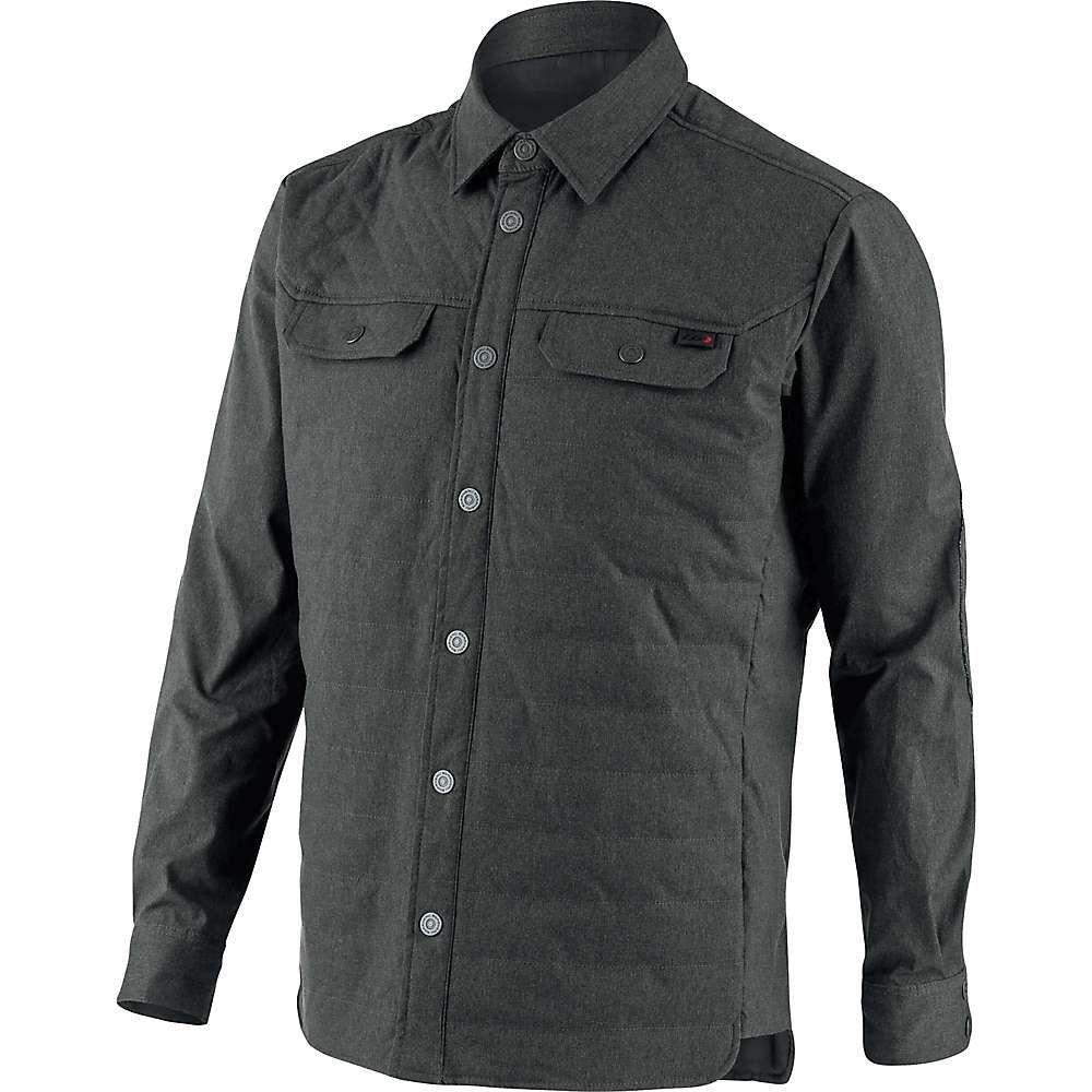 ルイガノ メンズ 自転車 トップス【Venture Shirt】Black / Grey