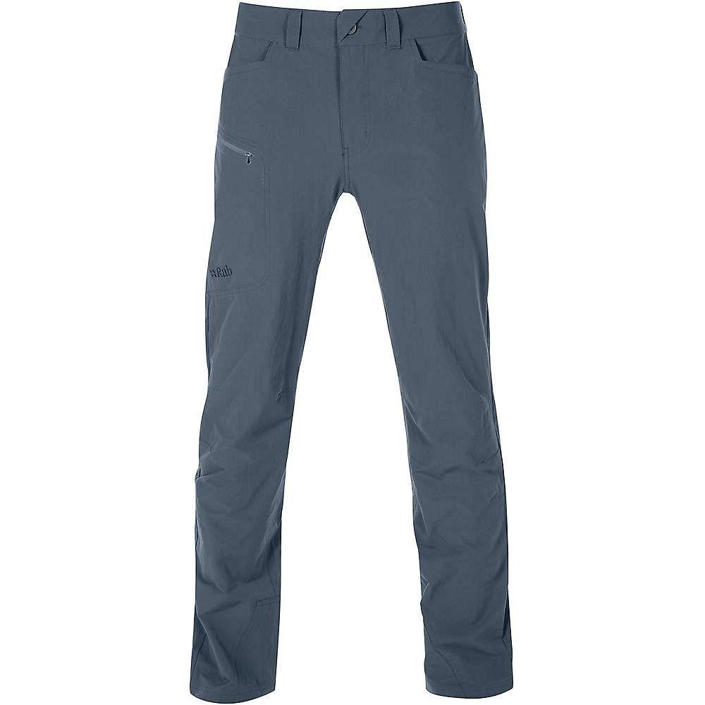 ラブ メンズ ハイキング・登山 ボトムス・パンツ【Traverse Pant】Steel