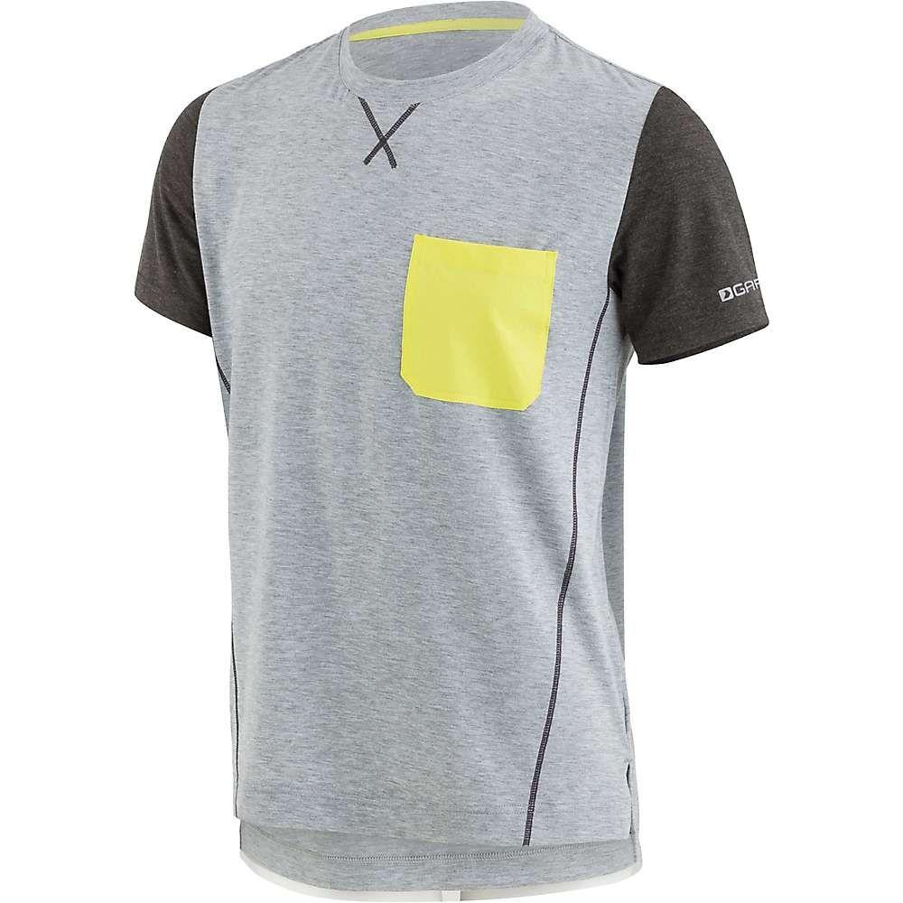 ルイガノ メンズ 自転車 トップス【T-Dirt Jersey】Grey / Yellow