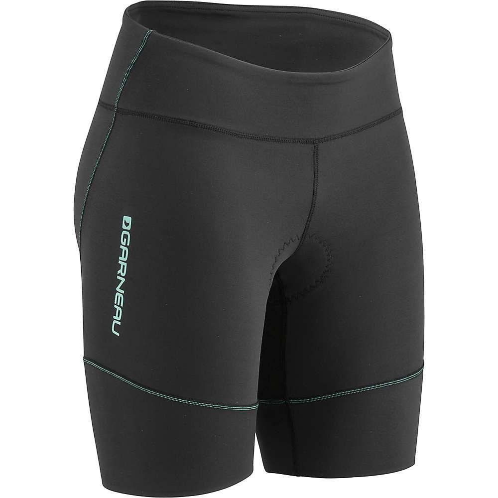 ルイガノ レディース 自転車 ボトムス・パンツ【Tri Comp Short】Black / Mint