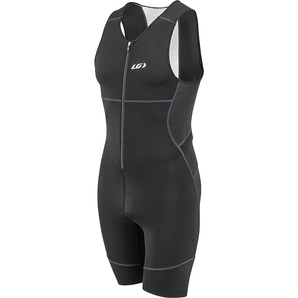 ルイガノ メンズ 自転車 トップス【Tri Comp Suit】Black / Grey / White