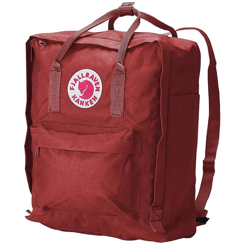 フェールラーベン メンズ バッグ バックパック・リュック【Kanken Backpack】Ox Red