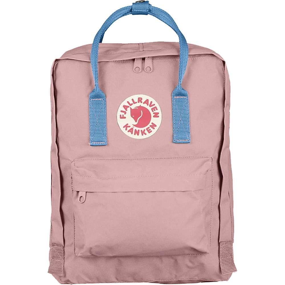 フェールラーベン メンズ バッグ バックパック・リュック【Kanken Backpack】Pink-Air Blue
