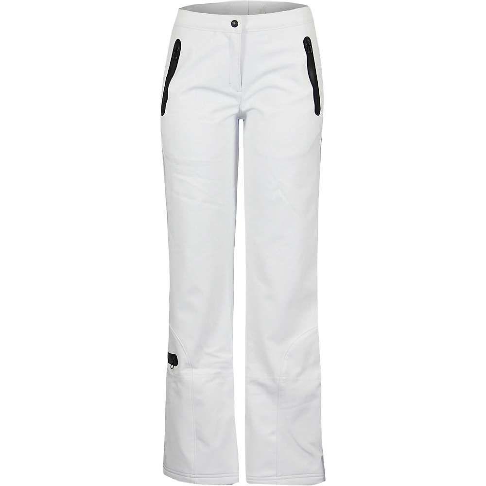 ボルダーギア レディース スキー・スノーボード ボトムス・パンツ【Tech Softshell Pant】White