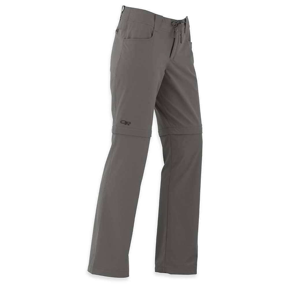アウトドアリサーチ レディース ハイキング・登山 ボトムス・パンツ【Ferrosi Convertible Pant】Pewter