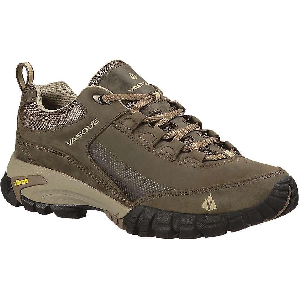 バスク メンズ ハイキング・登山 シューズ・靴【Talus Trek Low UltraDry Shoe】Black Olive/Aluminum