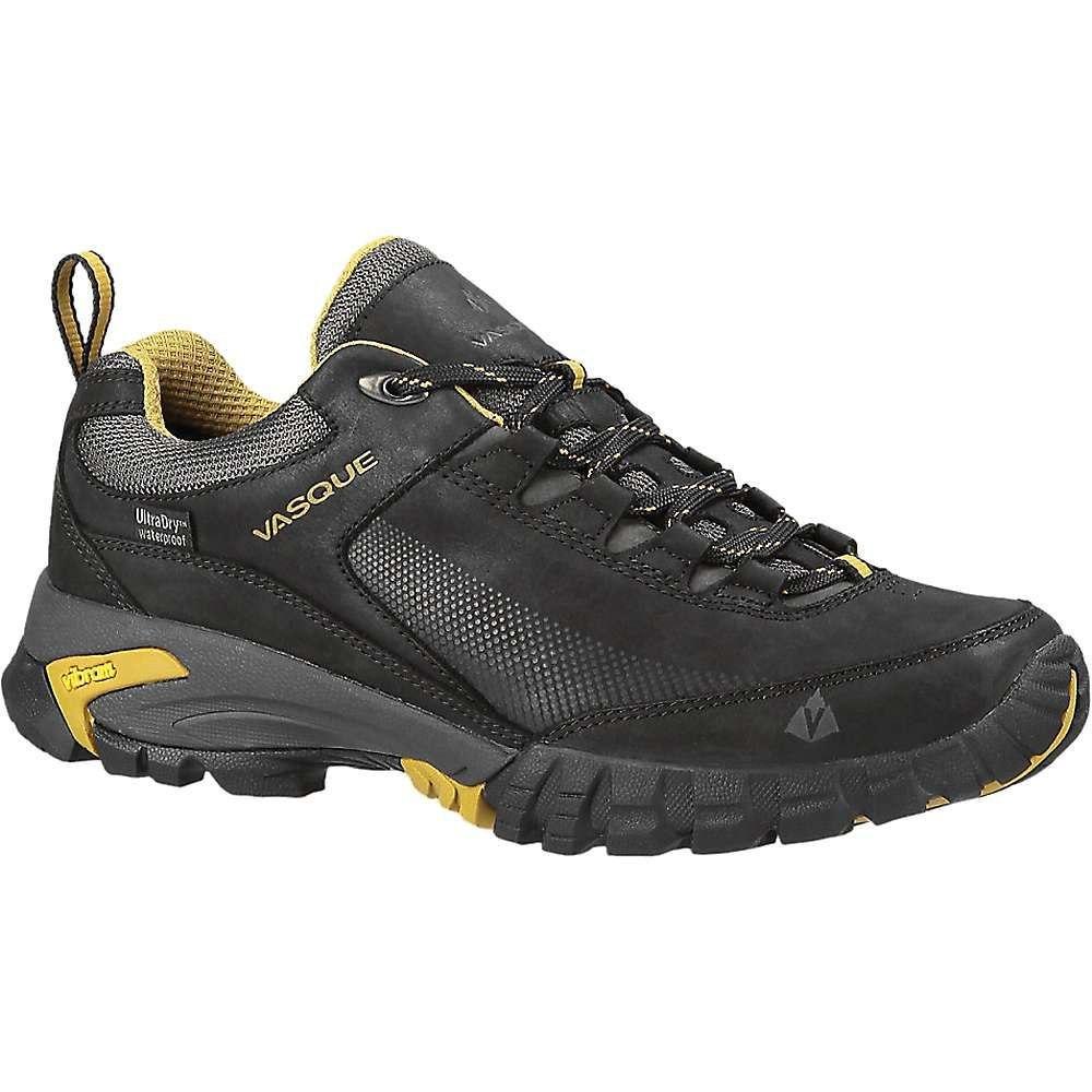バスク メンズ ハイキング・登山 シューズ・靴【Talus Trek Low UltraDry Shoe】Black/Dried Tobacco