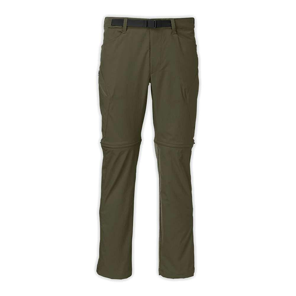 ザ ノースフェイス メンズ ハイキング・登山 ボトムス・パンツ【Straight Paramount 3.0 Convertible Pant】New Taupe Green