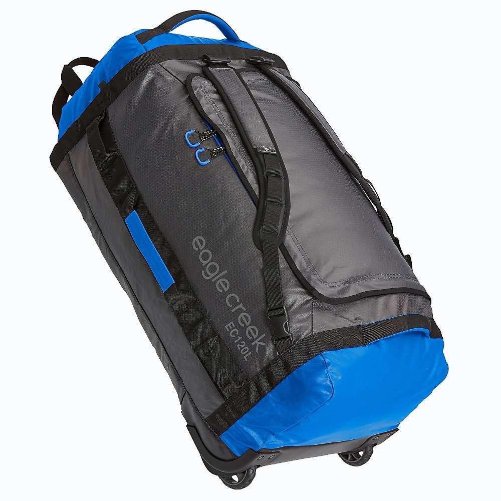 エーグルクリーク ユニセックス バッグ スーツケース・キャリーバッグ【Cargo Hauler Rolling 120L Duffel Bag】Blue / Asphalt