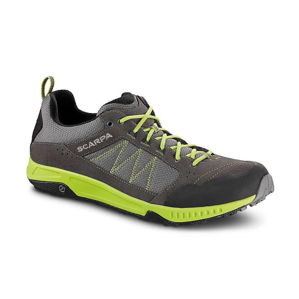 スカルパ メンズ ハイキング・登山 シューズ・靴【Rapid Shoe】Dark Grey/Green