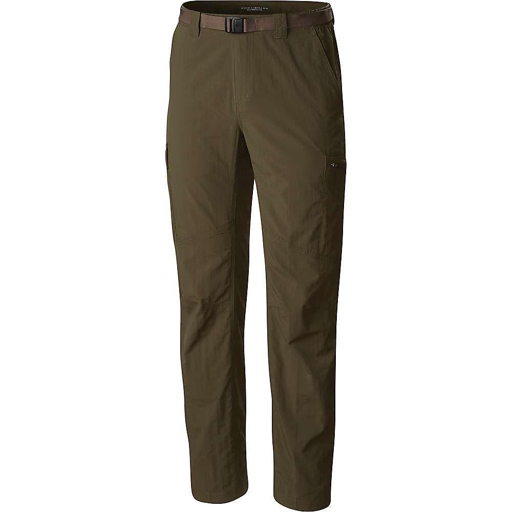 コロンビア メンズ ハイキング・登山 ボトムス・パンツ【Silver Ridge Cargo Pant】Peatmoss