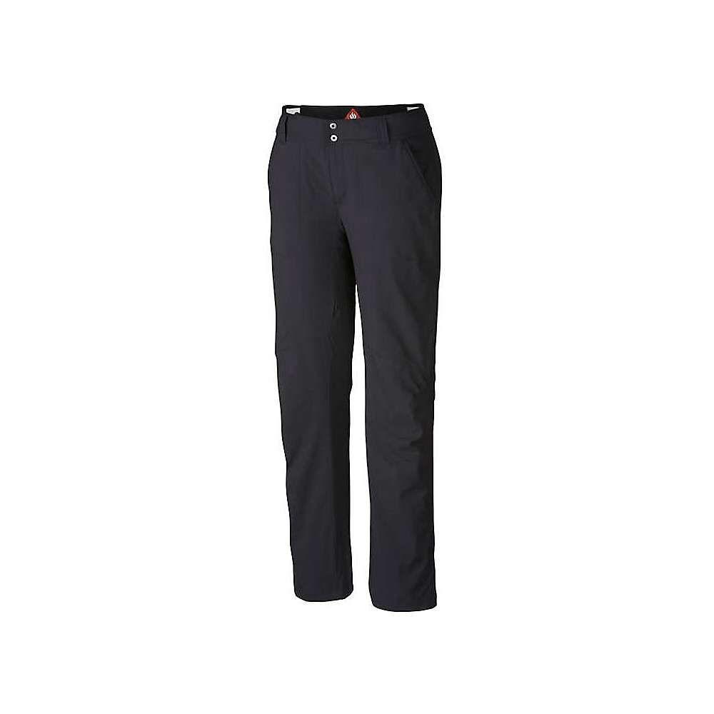 コロンビア レディース ハイキング・登山 ボトムス・パンツ【Trail II Stretched Lined Pant】Black
