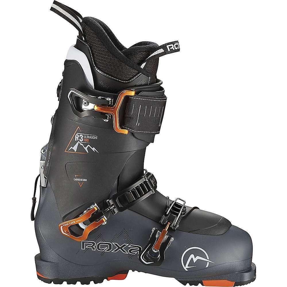 ロクサ メンズ スキー・スノーボード シューズ・靴【R3 100 Boot】Anthracite / Black / Black