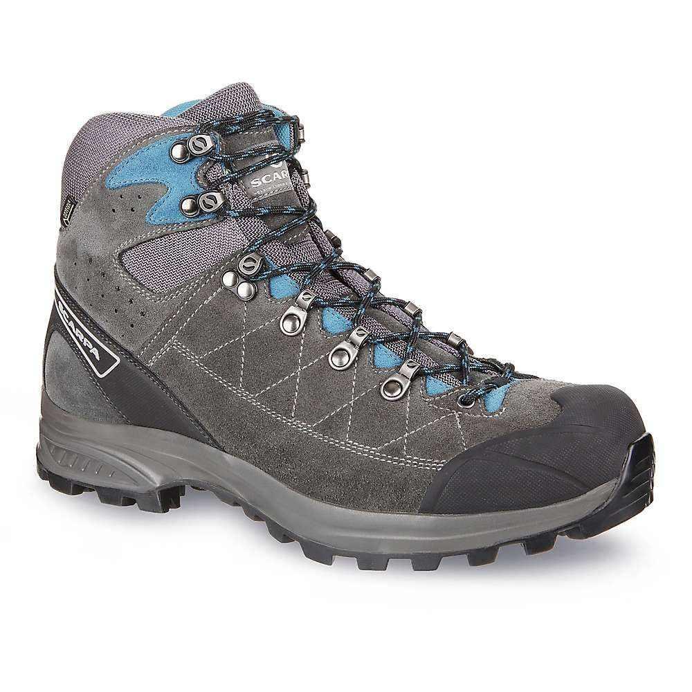 スカルパ メンズ ハイキング・登山 シューズ・靴【Kailash Trek GTX BOOT】Shark Grey/Lake Blue