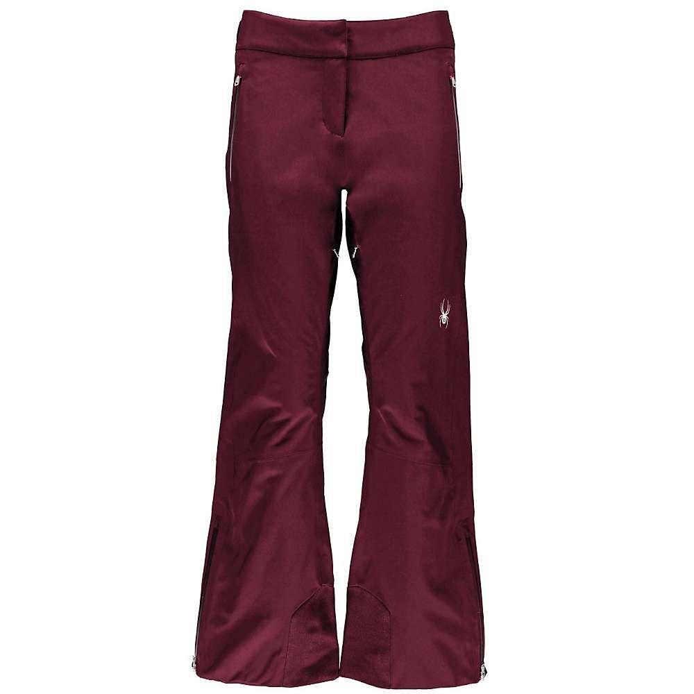 スパイダー レディース スキー・スノーボード ボトムス・パンツ【Traveler Tailored Pant】Fini