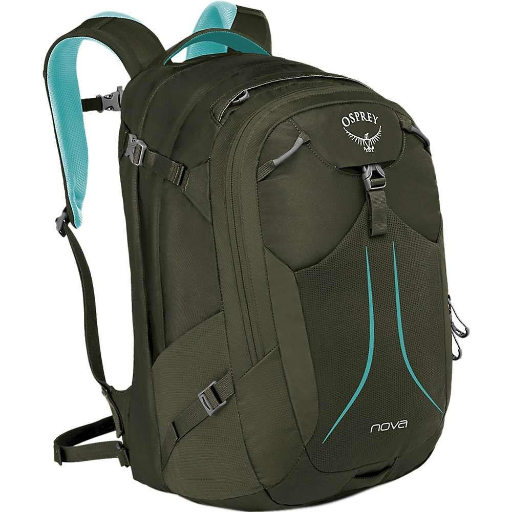 オスプレー ユニセックス バッグ バックパック・リュック【Nova Backpack】Misty Grey