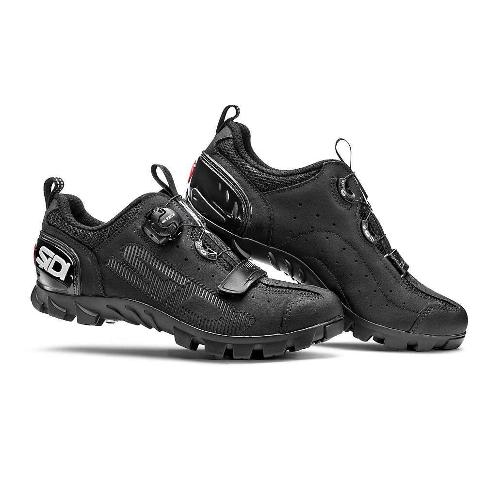 シディー メンズ 自転車 シューズ・靴【SD15 MTB Shoe】Black