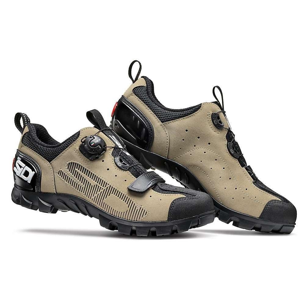 シディー メンズ 自転車 シューズ・靴【SD15 MTB Shoe】Sand / Black