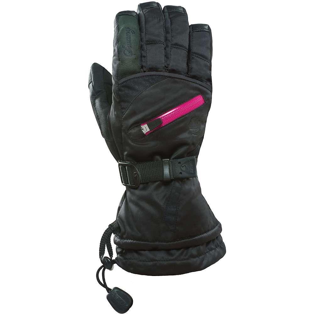 スワニー レディース スキー・スノーボード グローブ【X-Therm Glove】Black / Magenta