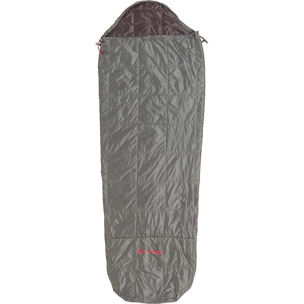 ビッグアグネス メンズ ハイキング・登山【Farrington Sleeping Bag Liner】Gray/Shale